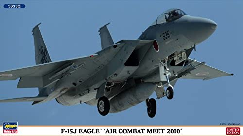 1 72 F-15J Eagle combat maneuver competition 2010 (japan import)