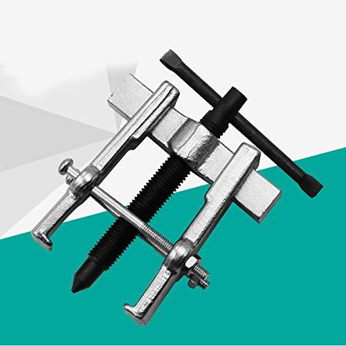 Metermall Nieuw 65mm twee-kaak trekker lagertrekker twee kaak lager tandwieltrekker extractor installatie remover handgereedschapset voor auto