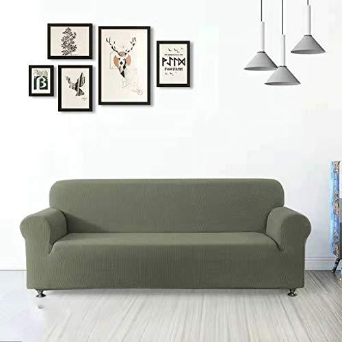 Cubiertas de sofá, Estiramiento Sofá Cover 1 .2.3.4Plazas - Presidente Cubiertas de sofá,Elástico del Brazo del - Universal Equipada Sofá Muebles Fundas Protector,Si su sofá tiene forma de L, compre d