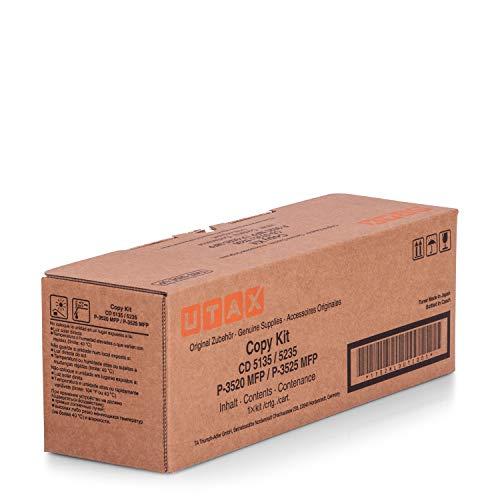 Original Utax 613511010 / CD5135, für CD 5135 Premium Drucker-Kartusche, Schwarz, 7200 Seiten