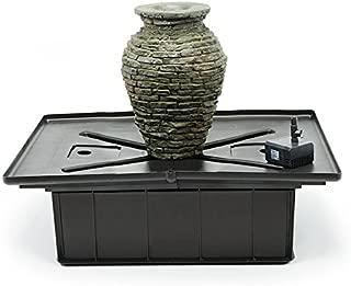 waterfall urn