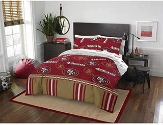 San Francisco 49ers Bed in Bag Set Queen