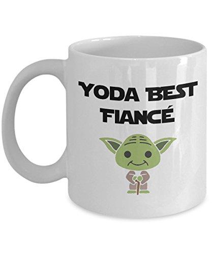 Fiance Mug, Best Fiance Coffee Mug, Engagement Mug for Him, Funny...