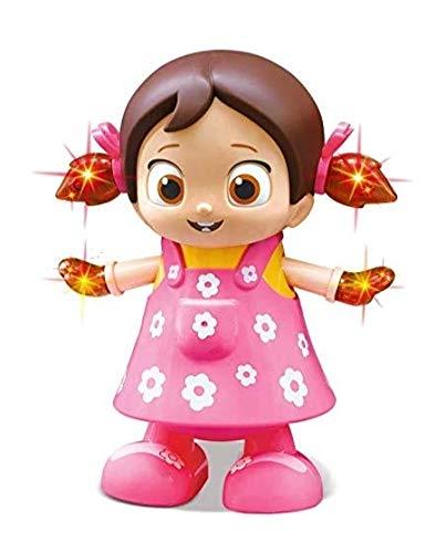 Vikas gift gallery Kid's Plastic Toys Walking Singing Dancing Reborn Doll Toys for Baby Girl
