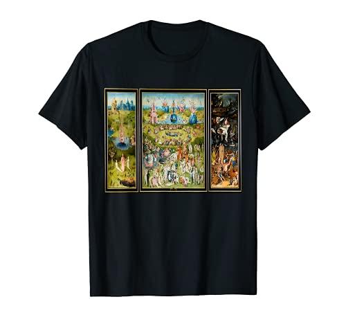 El jardín de las delicias de Hieronymus Bosch Camiseta