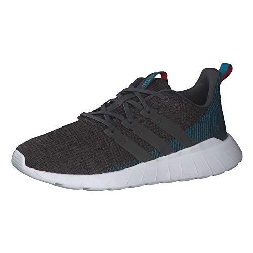 adidas Herren Questar Flow Sneaker, Grisei/Grisei/Gricin, 43 1/3 EU