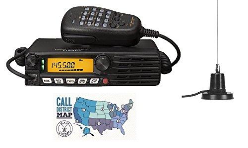 Yaesu FTM-3100R 2M Radio w/MFJ-1728B Mobile Antenna and Ham Guides Pocket Reference Card Bundle!. Buy it now for 220.80