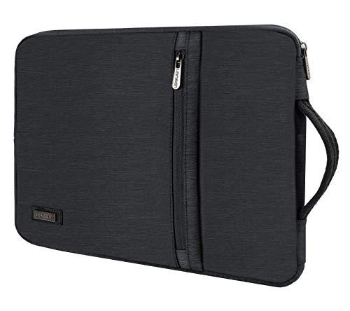 LONMEN 12.5-13 Zoll Wasserdicht Laptop Sleeve Laptophülle Notebook Hülle Tasche mit Handgriff für 13
