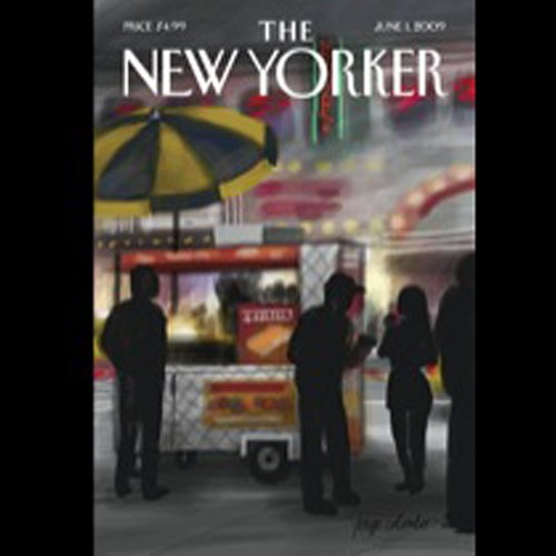 The New Yorker, June 1st, 2009 (Atul Gawande, Jill Lepore, James Surowiecki) cover art