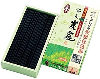 Forest Less Smoke Large Box - 240 Sticks - Baikundo Incense From Japan