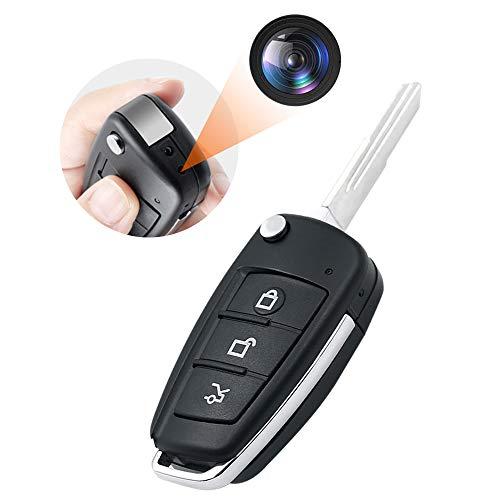 LXMIMI Mini Kamera, 1080P HD Kleine Kamera, Nachtsicht & Bewegungserkennung Tragbar