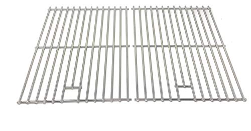 Grill Cooking Grate for Select Grill Master & Grill Chef BM616 Gas Models, Set of 2