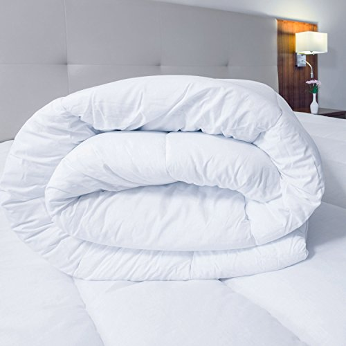 EHD Super Soft Warm Cosy Luxurious Microfibre Duvets All Season Quilts 4.5Tog, 10.5Tog, 13.5Tog or 15 Tog/Micorfibre Pillows/V Pillows