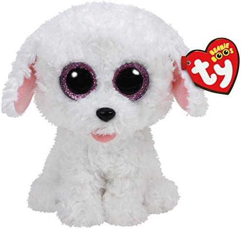 TY Beanie Boo Plush - Pippie the Dog 15cm