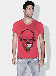 كريو Jordan Skull T-Shirts For Men - Xl