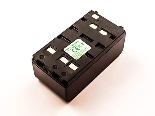 Akku kompatibel mit ROWI 6638|6644|6646 kompatiblen