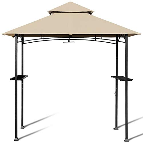 Productworld258 8' x 5' Outdoor Patio Barbecue Grill