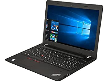 2018 New Lenovo ThinkPad E570 15.6 FHD IPS High Performance Business Notebook Intel i5-7200U 2.5GHz up to 3.1GHz 8GB DDR4 256GB SSD DVDRW Bluetooth USB 3.0 HDMI Webcam Windows 10 Professional