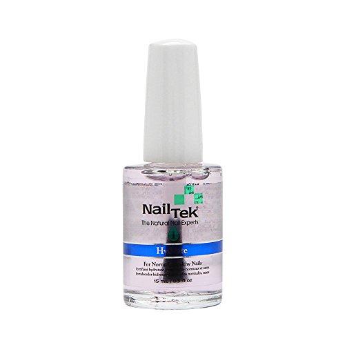 Nail Tek Hydrate Moisturizing Strengthener 1 - For Normal Healthy Nails 15ml/0.5oz by Nail Tek