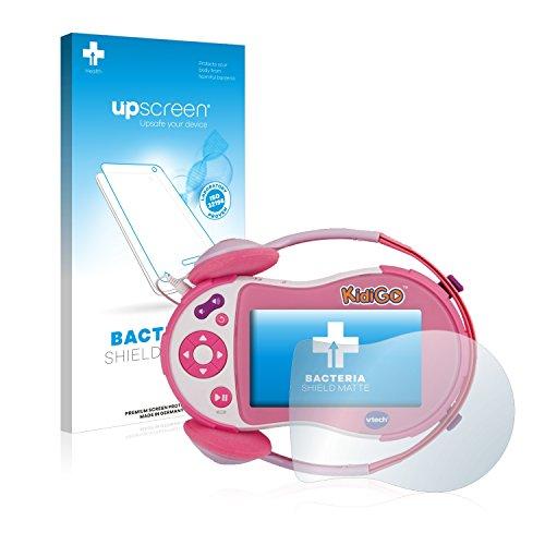 upscreen Antibakterielle Entspiegelungs-Schutzfolie kompatibel mit Vtech Kidigo - Anti-Reflex Displayschutzfolie matt, Anti-Fingerprint, Anti-Kratzer