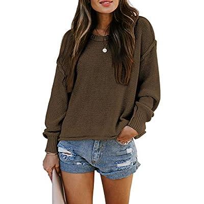 Amazon.com: 50% off Tarse Women's Drop Shoulder Long Pullover Tops
