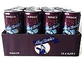 Ahoj-Brause Kirsch, 12er Pack, EINWEG (12 x 330 ml)