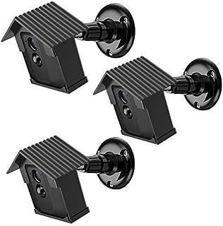 Holaca fotocamera staffa da parete, a prova di intemperie 363 gradi di regolabile, per interno o esterno Blink XT Home Sec...