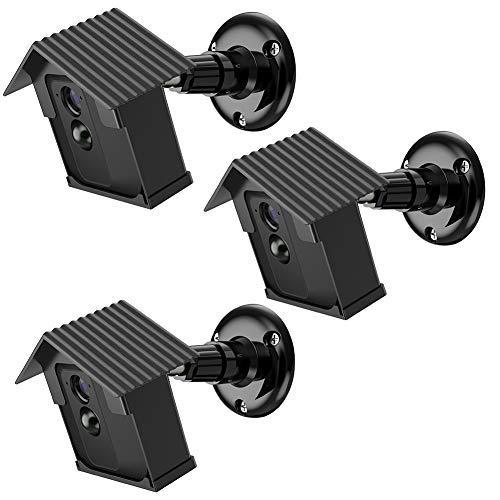 Holaca fotocamera staffa da parete, a prova di intemperie 363 gradi di regolabile, per interno o esterno Blink XT Home Security camera System