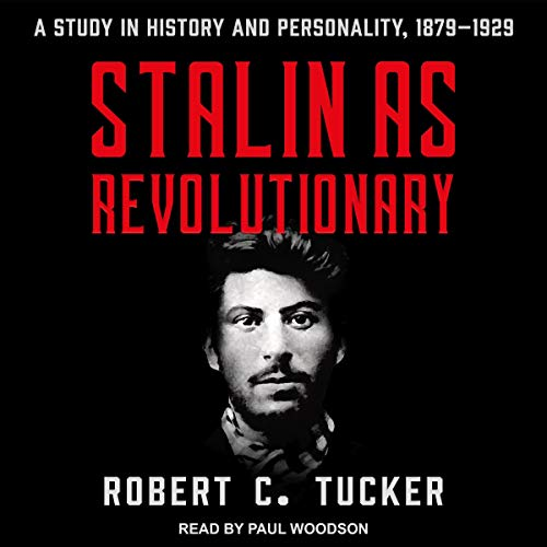 Stalin as Revolutionary 1879-1929 cover art