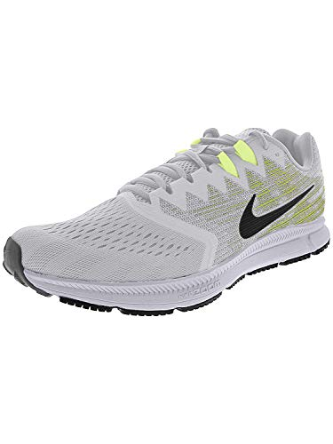 Nike Zoom Span 2 Herren Running Trainers 908990 Sneakers Schuhe (UK 10 US 11 EU 45, vasy Grey Black Volt 010)