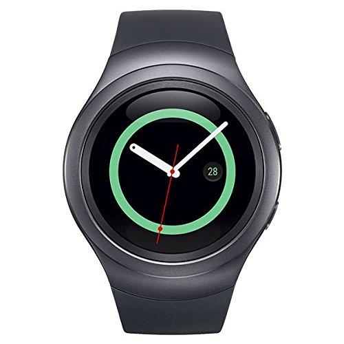 Samsung Gear S2Smartwatch mit 1,2Zoll (3cm) Display, Schwarz