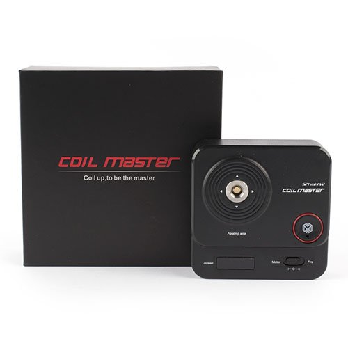 New CoilMaster 521 Mini TAB