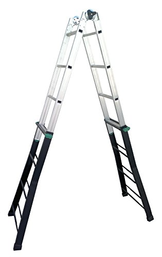 Coamer B-45 Escalera Multiposiciones (Acero-Aluminio)