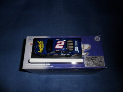 NASCAR 1998 Action Racing Collectibles Rusty Wallace #2 Miller Lite Adventures Ford Taurus 1/64 Diecast