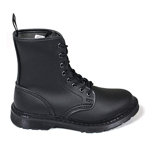 Boots & Braces Easy Vegetarian 8-Loch Boots, Größe:44 EU