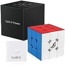 D-FantiX Qiyi Valk 3 Power Speed Cube 3x3 Magic Cube Puzzle Toys Stickerless