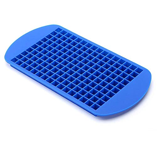 Romote Sungpunet 3/8 '' 160 Eiswürfel Gefrorene Maker Mini Silikon Eiswürfelformen Form-Behälter-Pudding-Werkzeug