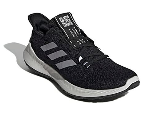 adidas Mujer Sensebounce + W Zapatos de Running Negro, 42