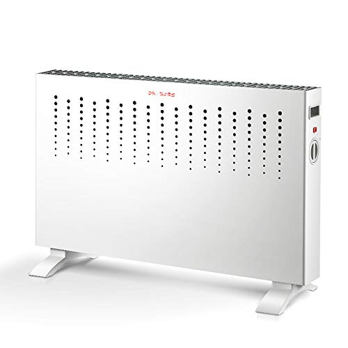 Learn More About Indoor Electric Space Heater 2000W Space Heater 2 Heat Settings Energy Saving Safet...
