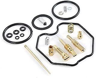 I-Joy TRX 250 Recon Carburetor Rebuild Kit Carb for Honda TRX 250 EX 250 Recon carb Repair Kit 2001-2005 Supreme Quality