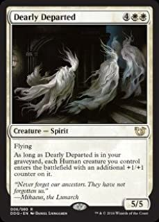 Magic: the Gathering - Dearly Departed - Duel Decks: Blessed vs Cursed