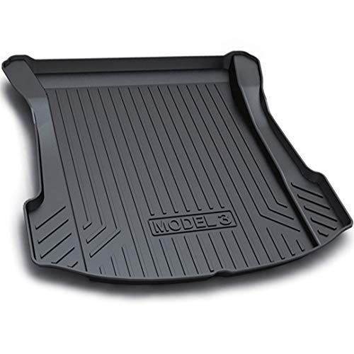 Model 3 All-Weather Cargo Liner Trunk Mat