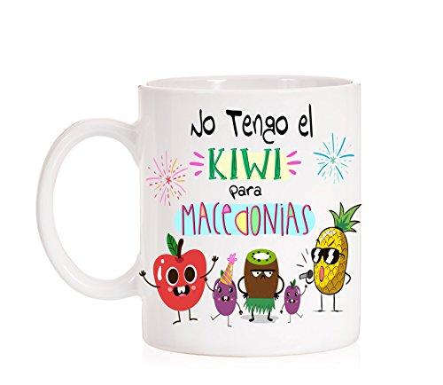 No tengo el kiwi para macedonias