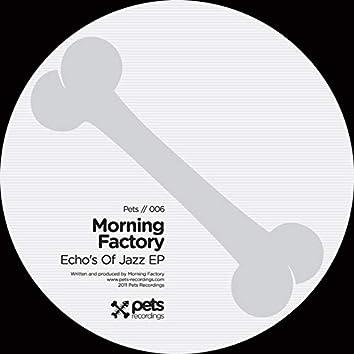 Echo's Of Jazz EP