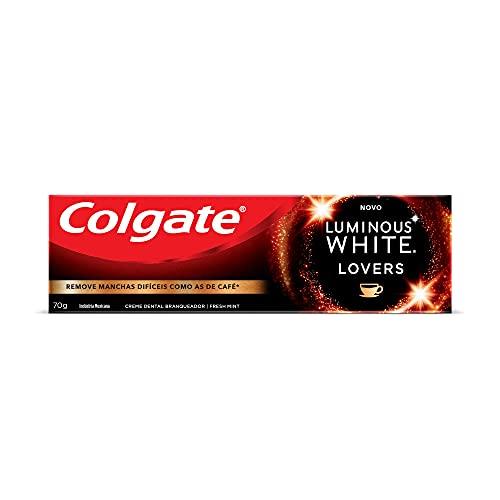 Creme Dental Luminous White Manchas de Café 70G, Colgate