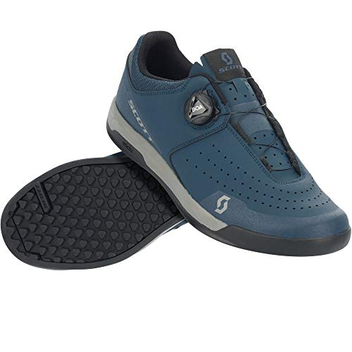 Scott Herren Sport Volt Fahrradschuh, MATT Blue/Black, 42 EU