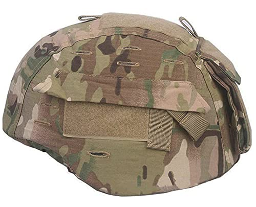 Outdoor Base Tactical Helmet Cover for Airsoft...