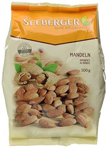 Seeberger Mandeln, 500 g