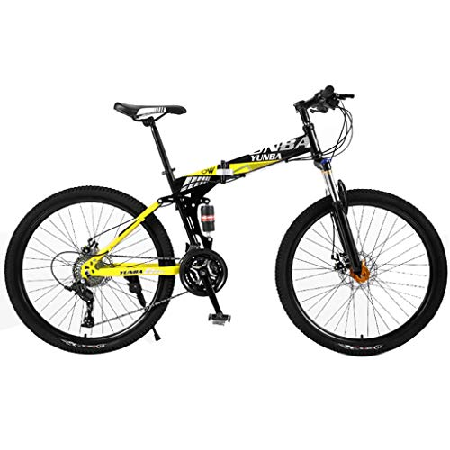 FFF-HAT Adult Fahrrad Offroad Fahrrad Mountainbike City Mobilität Fahrrad Speichenrad 30 Geschwindigkeit 26 Zoll