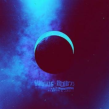 Burning Hearts (feat. Ayvin, Jade G) [Version Acoustique]
